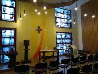 Kapelle neu gestaltet