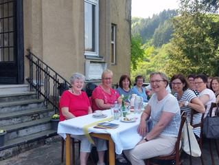Ehemalige Haushaltsschülerinnen verbringen ein Wochenende auf der Fazenda Haus Sabelsberg