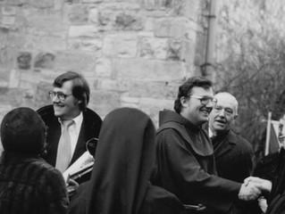 40jähriges Priesterjubliäum von Frei Hans