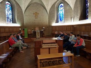Neues von der Mission in Belgien