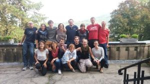 DACH-Team trifft sich auf dem Sabelsberg