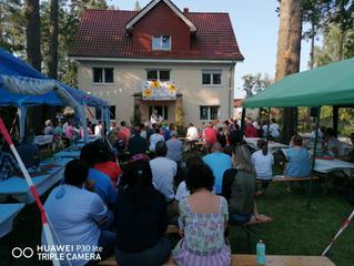 Sommerfest auf der Frauenfazenda in Riewend