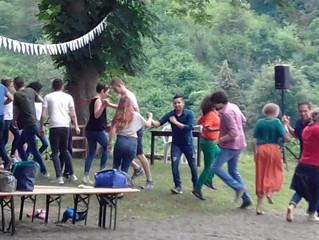 Sommerfest der Fazenda Boppard