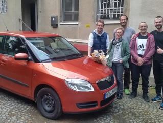 Neues Auto für die Fazenda Boppard