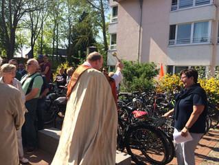 Motorradsegnung mit der Fazenda Riewend