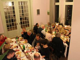 Hoffnungs-Dinner auf der Fazenda Boppard