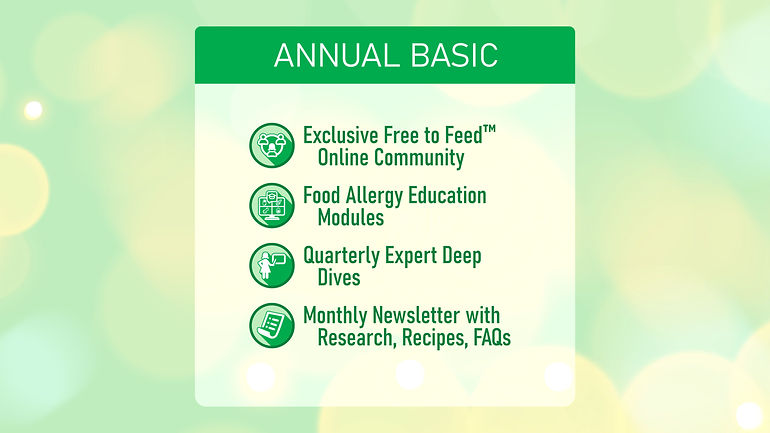 dr trill-free to feed-breast milk-allerg