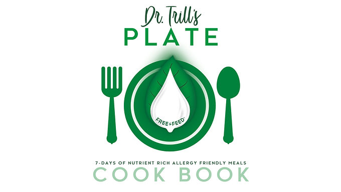 Dr. Trill's Plate Cook Book