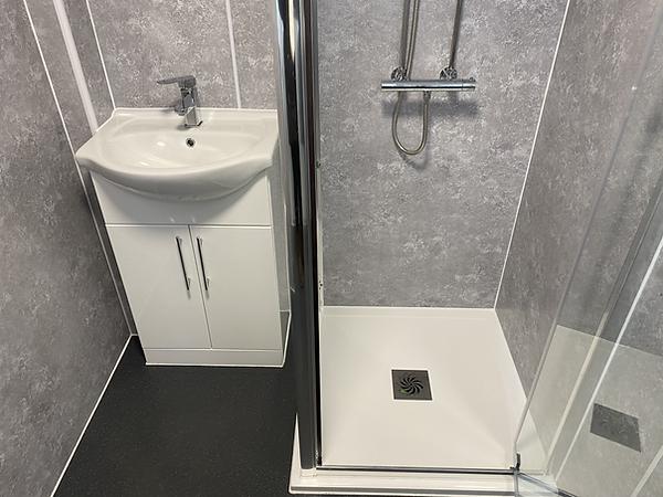 temporary bathroom mobile portable bathroom
