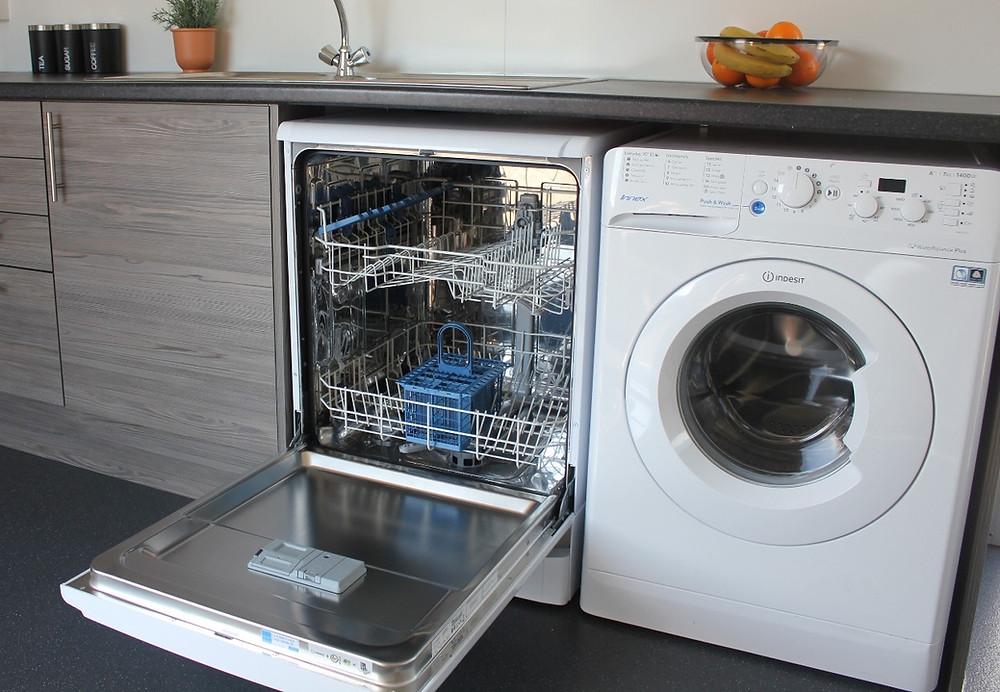 temporary kitchen mobile portable dishwasher
