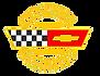 CorvetteUnlimitedLogo Clear Back Yellow