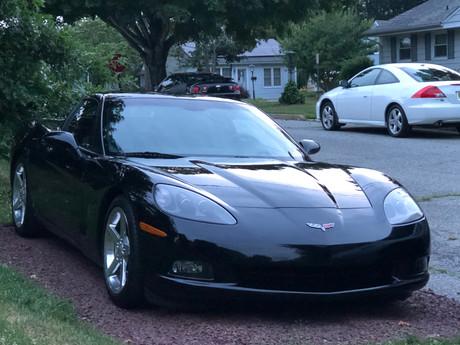 2006 Black Coupe 3LT
