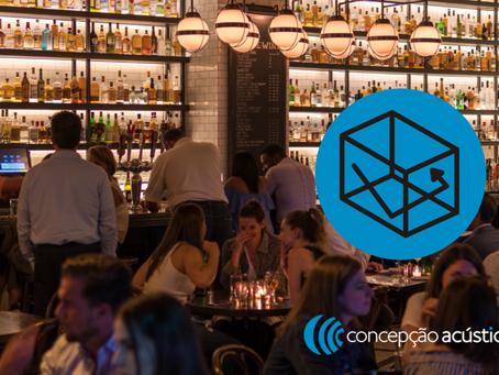 A acústica dos restaurantes realmente importa?