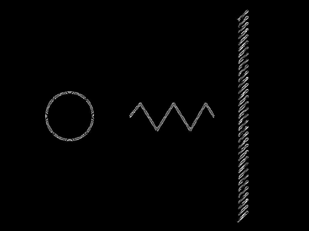 Representação de uma placa perfurada para condicionamento acústico como um sistema massa-mola