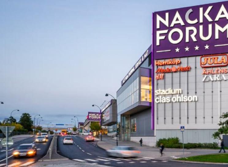 Westfield Nacka Forum