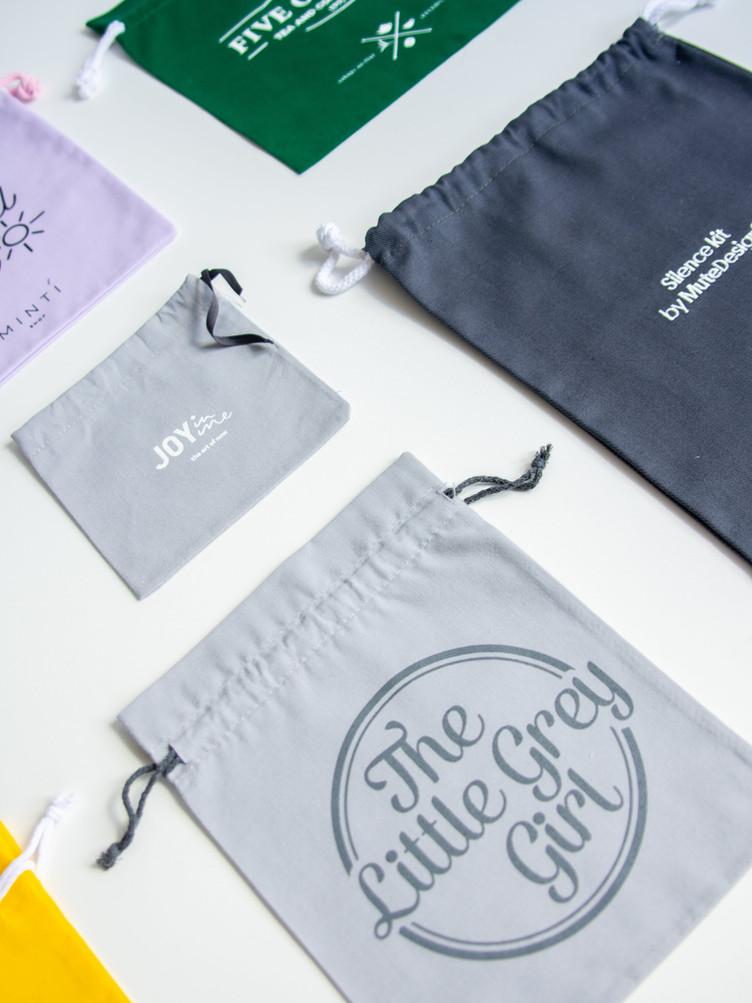 Cotton Bag samples