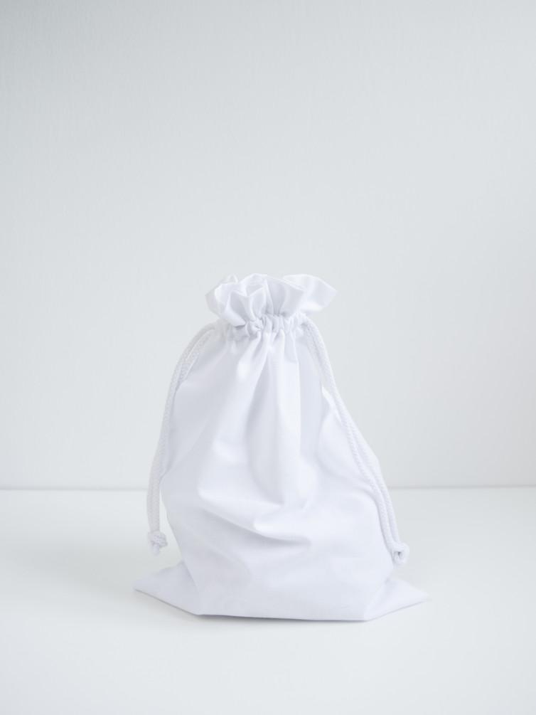 Cotton drawstring pouches