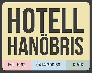 Logo Hotell Hanöbris