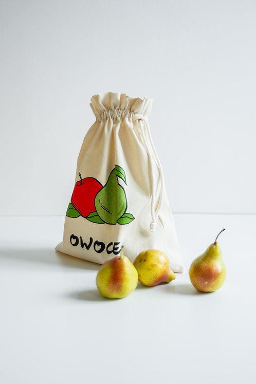 Woreczek na owoce