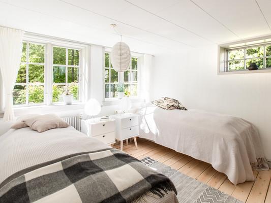 Samsø Retreat // Værelse