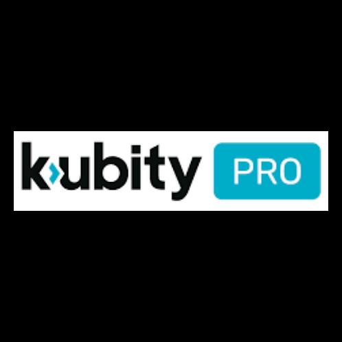 Kubity Pro 1 års licens