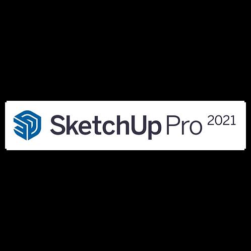 Sketchup Pro 3 års licens