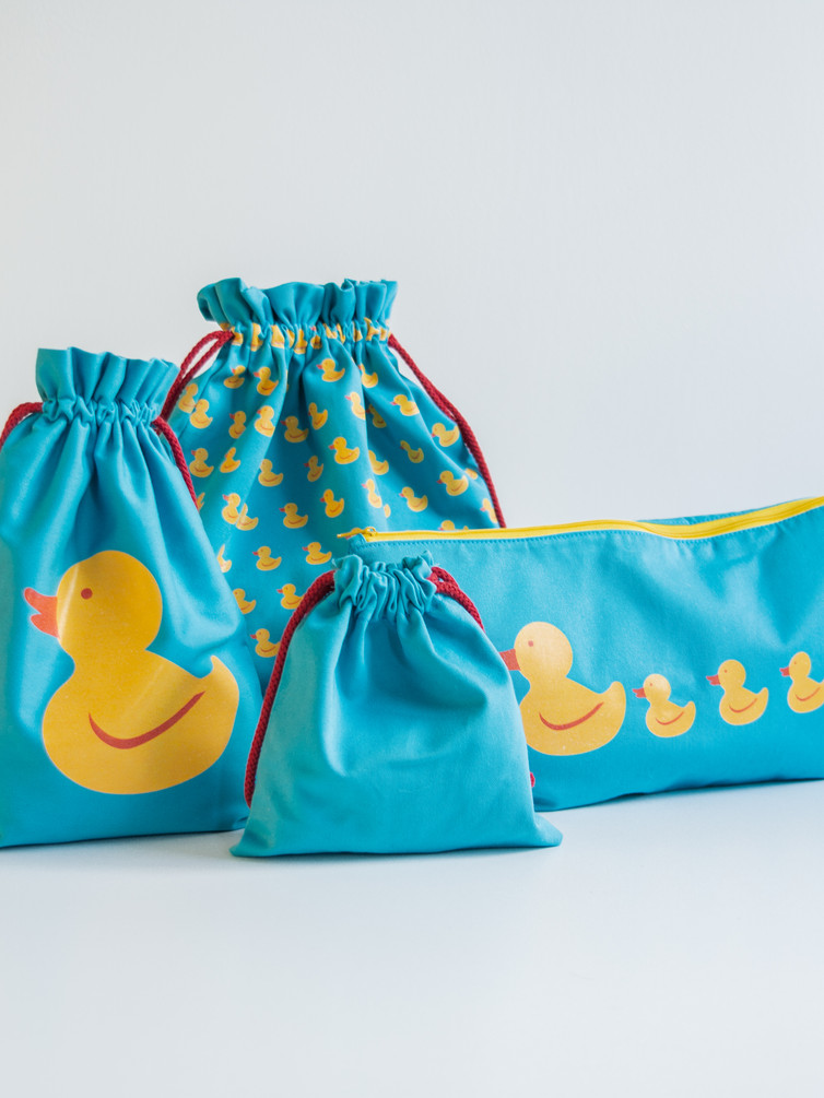 Cotton products with customised print
