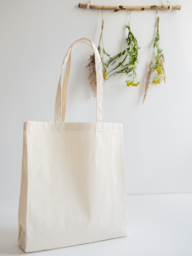 Ecological shopping bags
