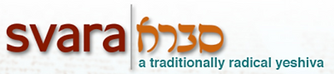 SVARA: A Traditionally Radical Yeshiva logo