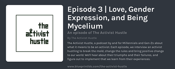 The Activist Hustle's podcast about the Nonbinary Hebrew Project