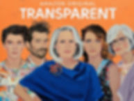 Transparent Season 4 on Amazon's cover painting
