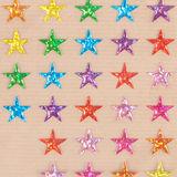 calcomanías de estrellas