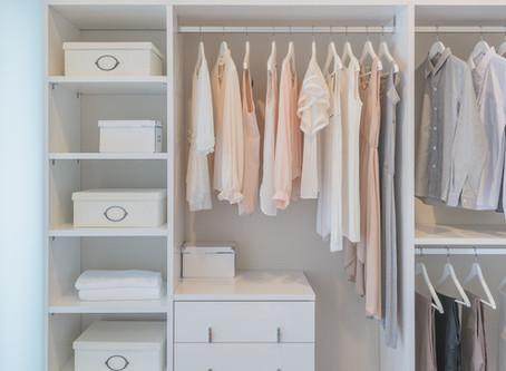 Wardrobe Edits - tips to help you!