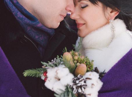 Камерная свадьба с ароматом специй