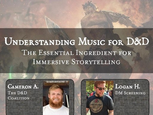 UNDERSTANDING MUSIC FOR D&D
