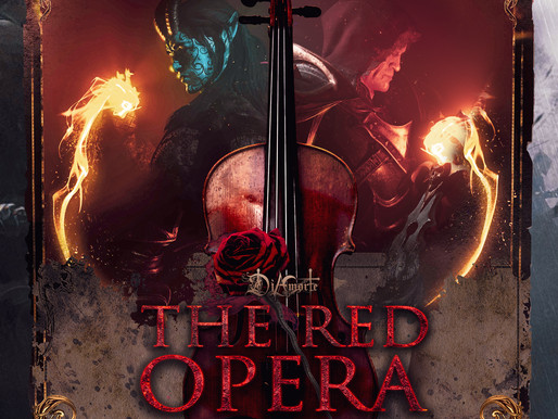 DiAmorte Set To Release The Red Opera Orchestral Campaign Soundtrack