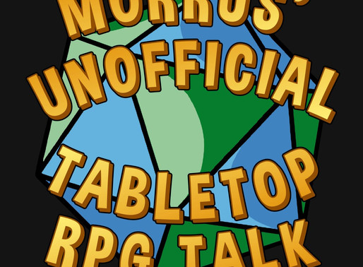 MORRUS' RPG PODCAST | THE RED OPERA TALK