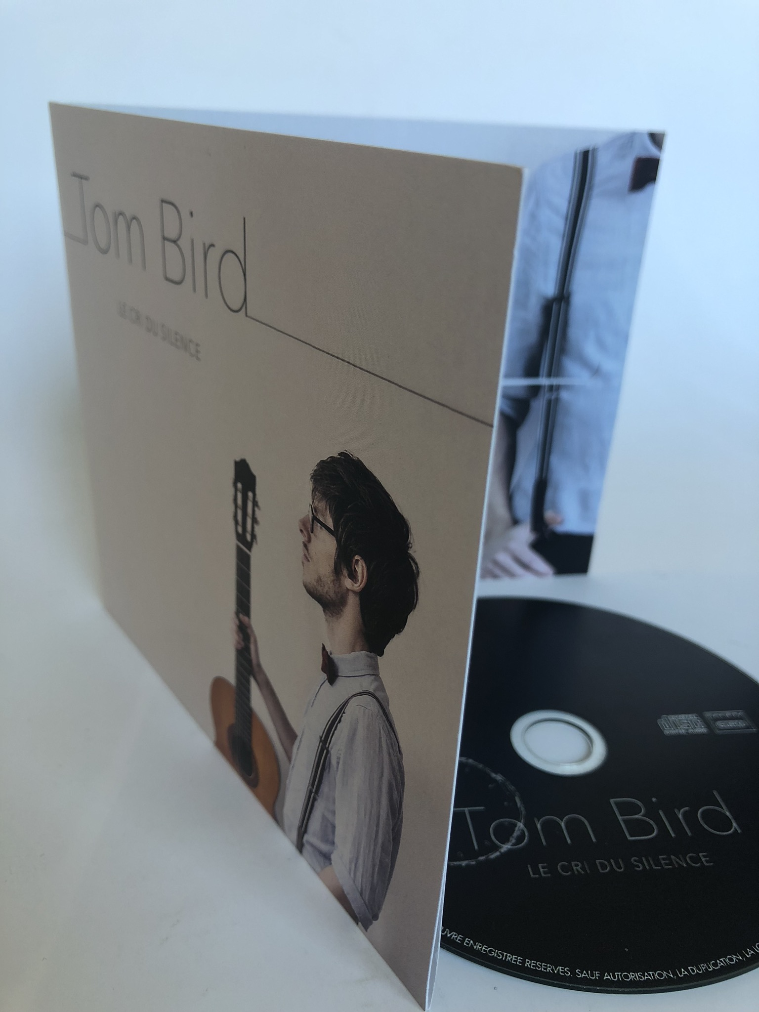 Tom Bird - Le Cri du Silence