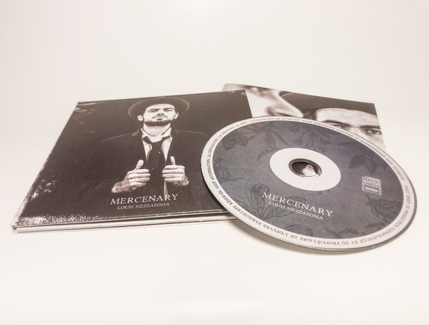 """Mercenary"" version CD"