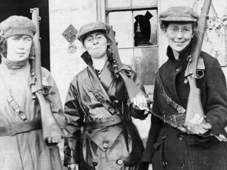 Les femmes pendant l'Easter Rising