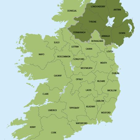 Présentation de l'irlande