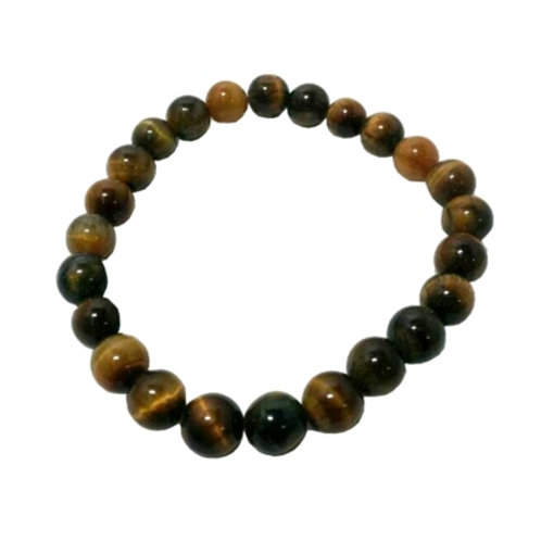 Tigers Eye Bracelet 8mm