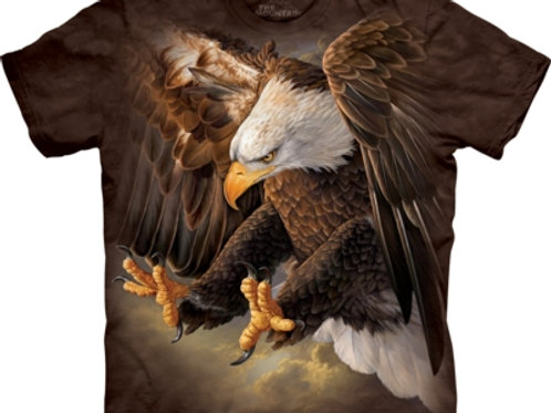 Freedom Eagle T-Shirt The Mountain.