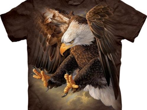 Freedom Eagle T-Shirt The Mountain.