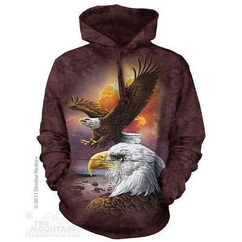 Eagle & Cloud Hoodie.