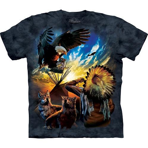 Eagle Prayer T-shirt.