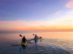 Kayaking at La Ribera