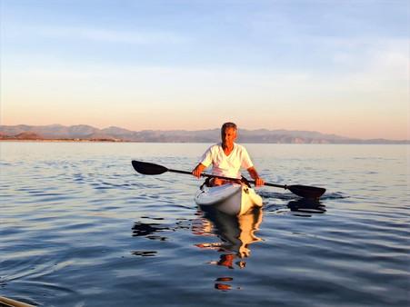 Kayaking La Ribera