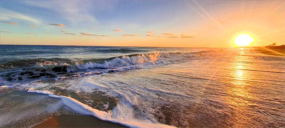 Baja Sunrise