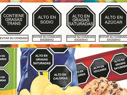 Good News for food labelling in Mexico!